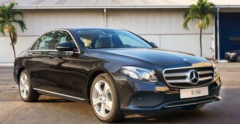 Đánh giá xe Mercedes-Benz E250 2019 hiện bán tại Việt Nam a1