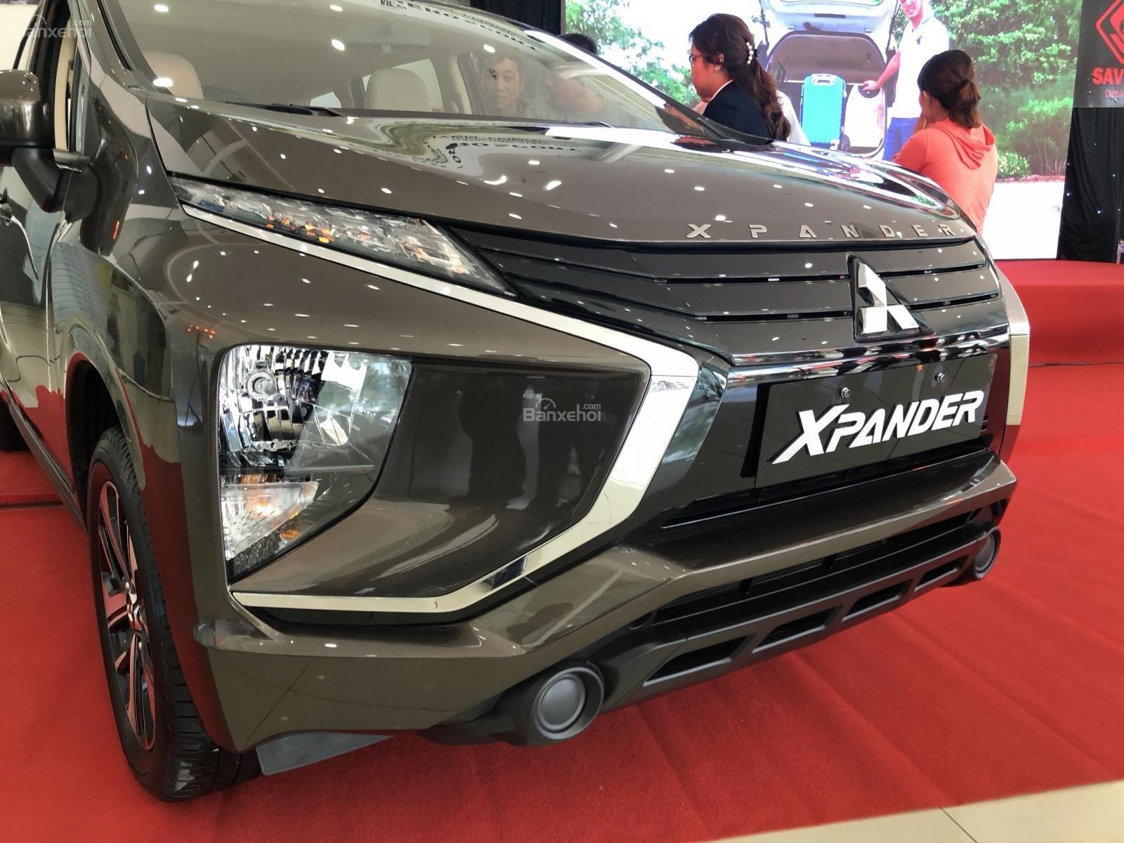 [Siêu Hot] Mitsubishi Xpander nhập nguyên chiếc từ Indo, động cơ 1.5, kinh doanh tốt. LH: 0905.91.01.99 (2)