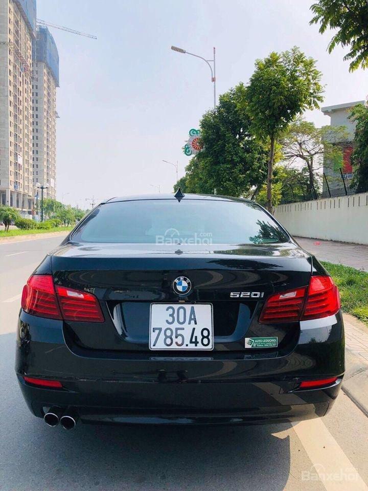 Bán ô tô BMW 5 Series 520i sản xuất năm 2015, màu đen, nhập khẩu nguyên chiếc-3