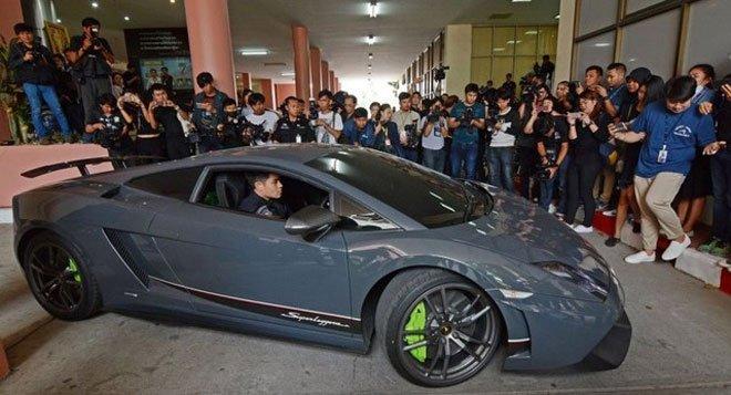 Choáng với dàn siêu xe triệu đô của trùm ma túy khét tiếng Đông Nam Á 7.