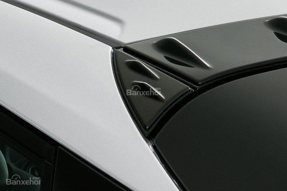 Toyota Prius TRD 2019 ảnh 08