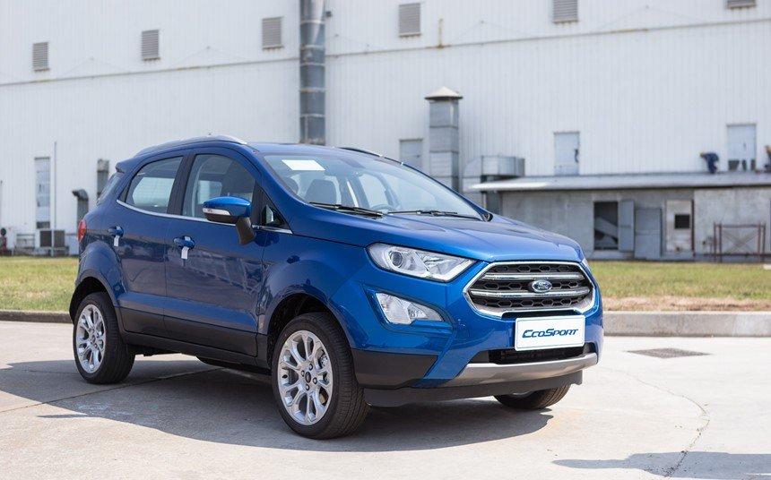 Giá lăn bánh xe Ford EcoSport 2019 mới nhất tại Việt Nam a1