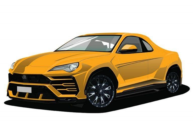 Lamborghini Urus giới thiệu phiên bản bán tải mang tên NATS Urus 86 a1
