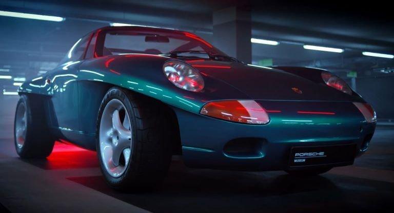 Porsche hé lộ hàng loạt nguyên mẫu của những dòng xe biểu tượng a1