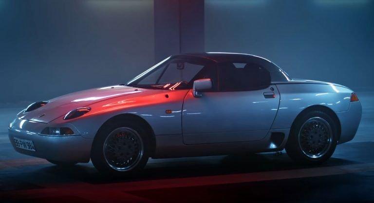 Porsche hé lộ hàng loạt nguyên mẫu của những dòng xe biểu tượng a6