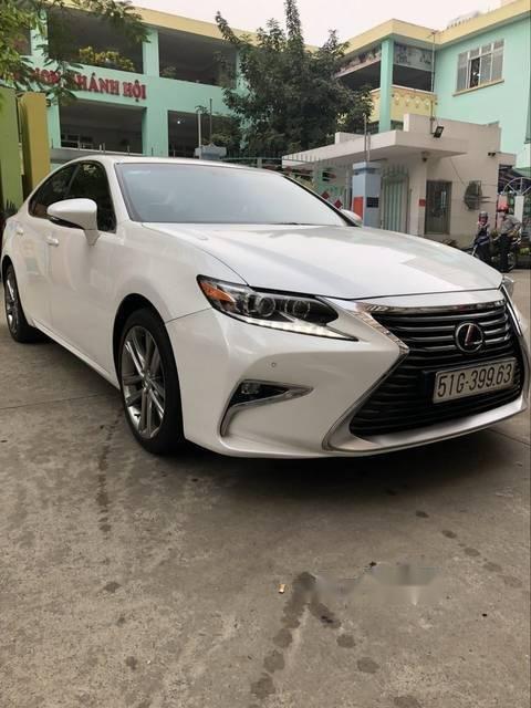 Cần bán lại xe Lexus ES 250 năm 2017, màu trắng, xe nhập-0