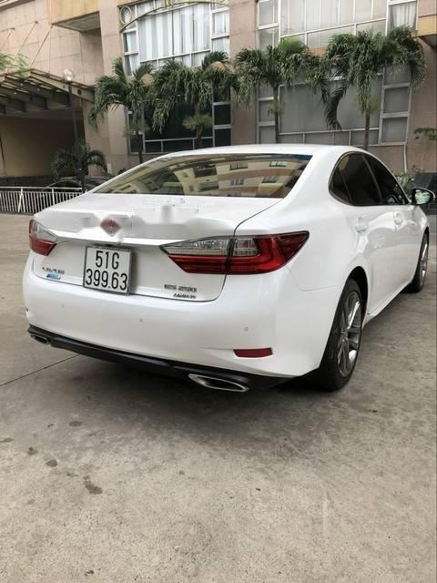 Cần bán lại xe Lexus ES 250 năm 2017, màu trắng, xe nhập-1