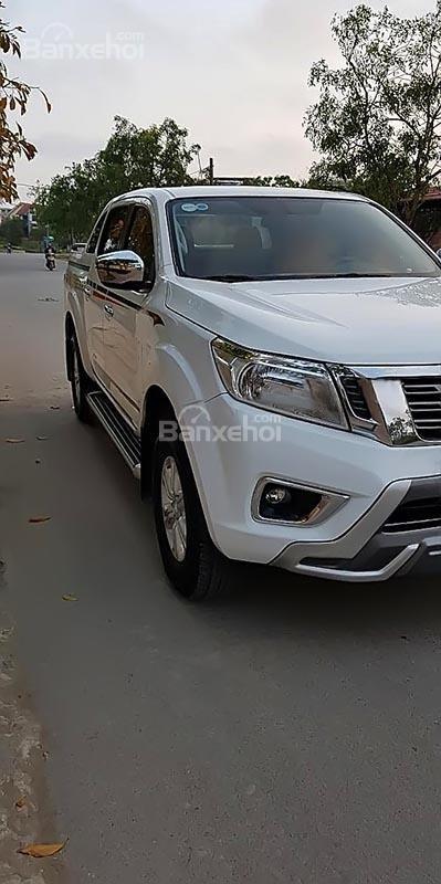 Bán Nissan Navara đời 2017, màu trắng, nhập khẩu Thái Lan chính chủ (2)