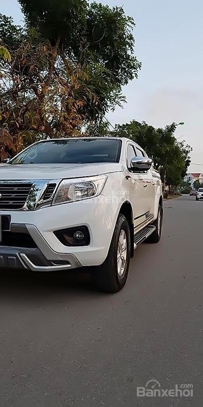 Bán Nissan Navara đời 2017, màu trắng, nhập khẩu Thái Lan chính chủ (1)