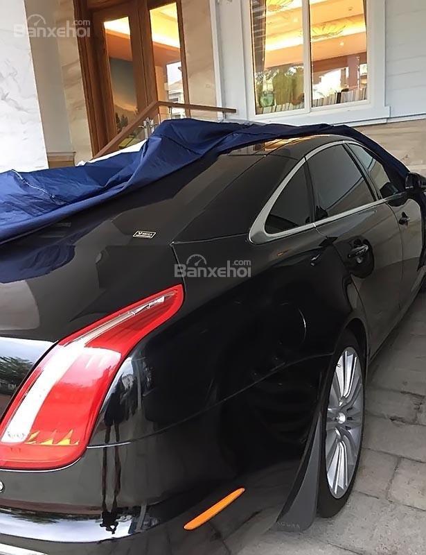 Bán Jaguar XJL Supercharge 3.0, xe nhập chính hãng, nội thất ivory-0