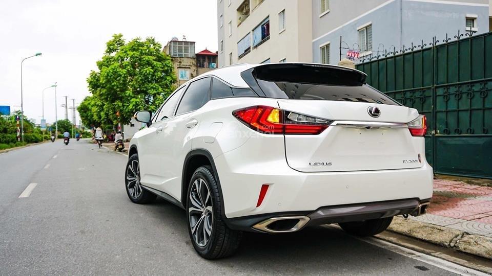 Bán Lexus RX 200T năm sản xuất 2016, màu trắng, xe nhập khẩu chính hãng, đã qua sử dụng (2)