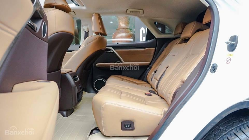 Bán Lexus RX 200T năm sản xuất 2016, màu trắng, xe nhập khẩu chính hãng, đã qua sử dụng (5)