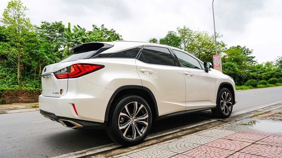Bán Lexus RX 200T năm sản xuất 2016, màu trắng, xe nhập khẩu chính hãng, đã qua sử dụng (10)