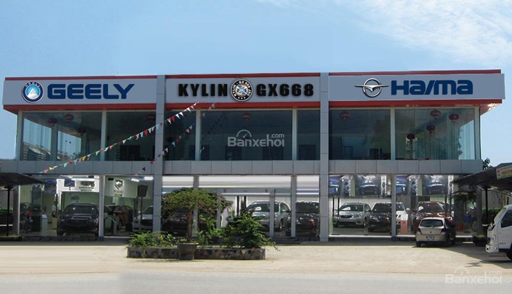 Kylin GX668 - Lạng Sơn
