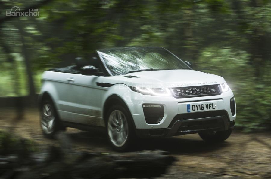 Đánh giá xe Range Rover Evoque 2019 Convertible - ảnh 25