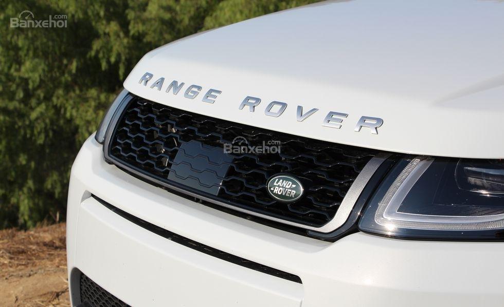 Đánh giá xe Range Rover Evoque 2019 Convertible - ảnh 3