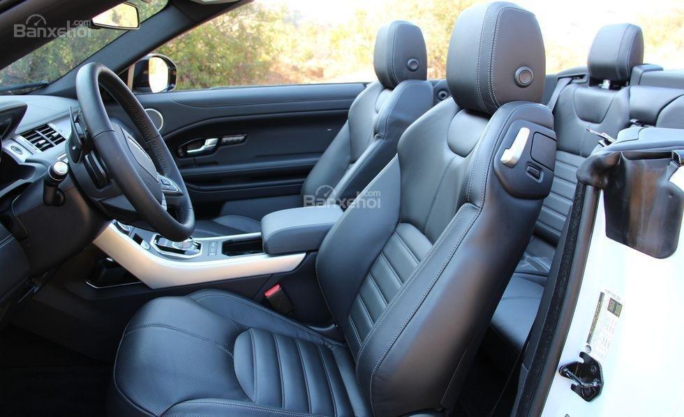 Đánh giá xe Range Rover Evoque 2019 Convertible - ảnh 13
