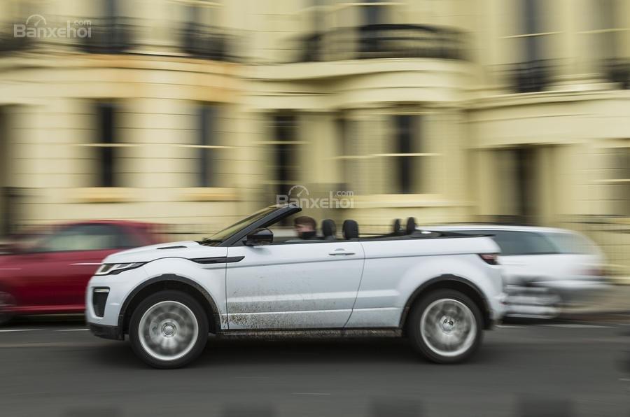Đánh giá xe Range Rover Evoque 2019 Convertible - ảnh 23