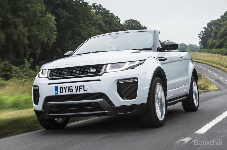 Đánh giá xe Range Rover Evoque 2019 Convertible - ảnh 24