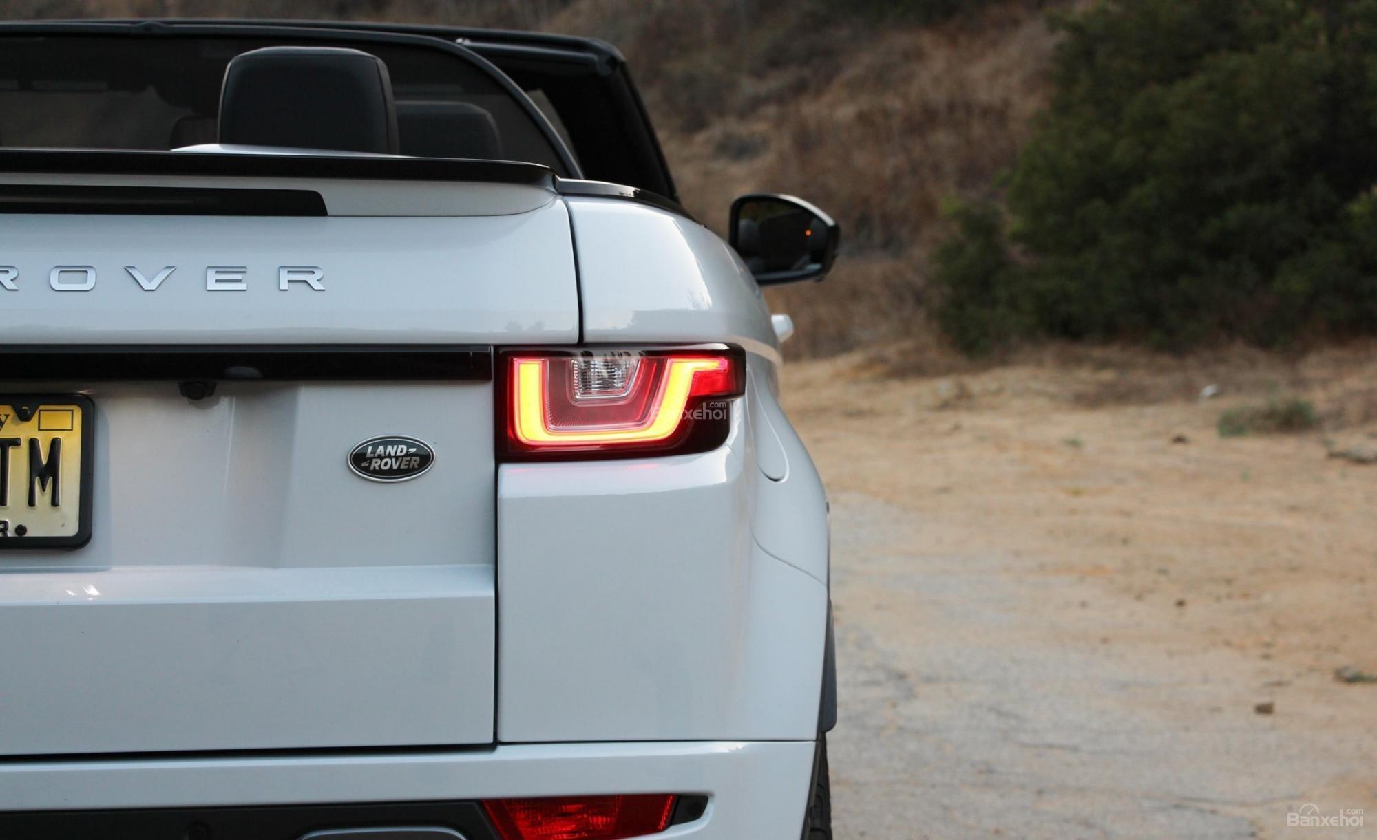 Đánh giá xe Range Rover Evoque 2019 Convertible - ảnh 9