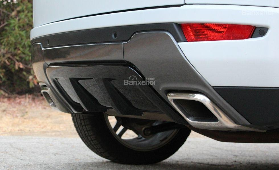 Đánh giá xe Range Rover Evoque 2019 Convertible - ảnh 10