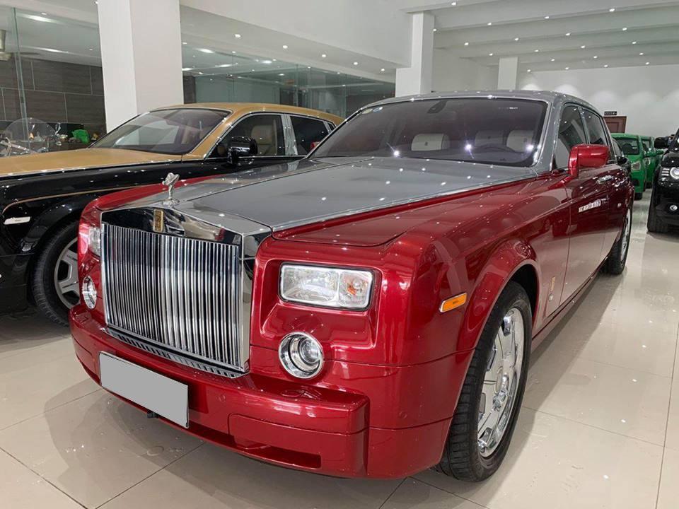 """Thêm chiếc Rolls-Royce Phantom hàng hiếm muốn """"kết duyên"""" với đại gia Việt a1"""