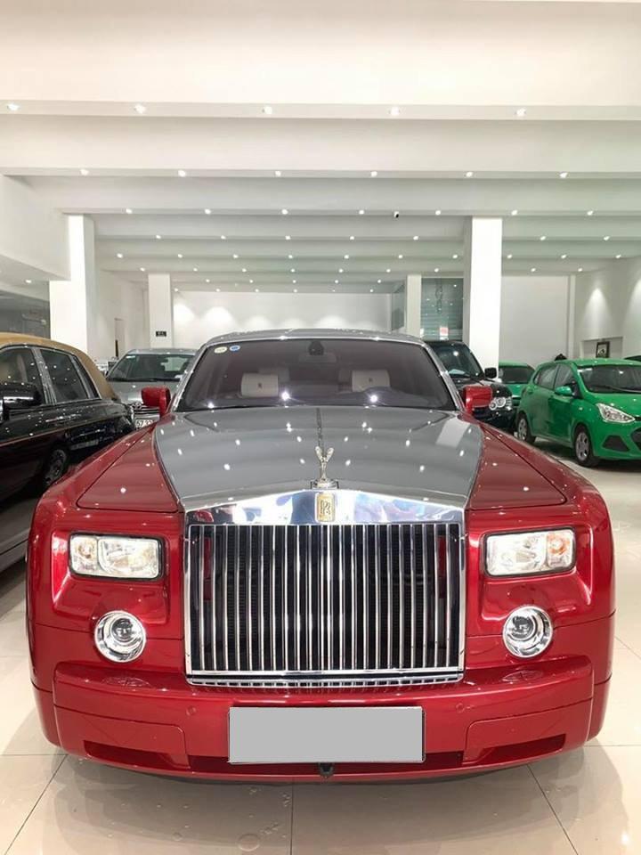 """Thêm chiếc Rolls-Royce Phantom hàng hiếm muốn """"kết duyên"""" với đại gia Việt a2"""