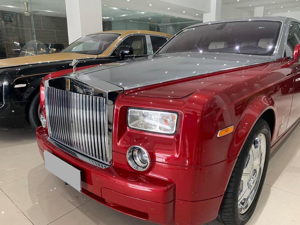 """Thêm chiếc Rolls-Royce Phantom hàng hiếm muốn """"kết duyên"""" với đại gia Việt a4"""