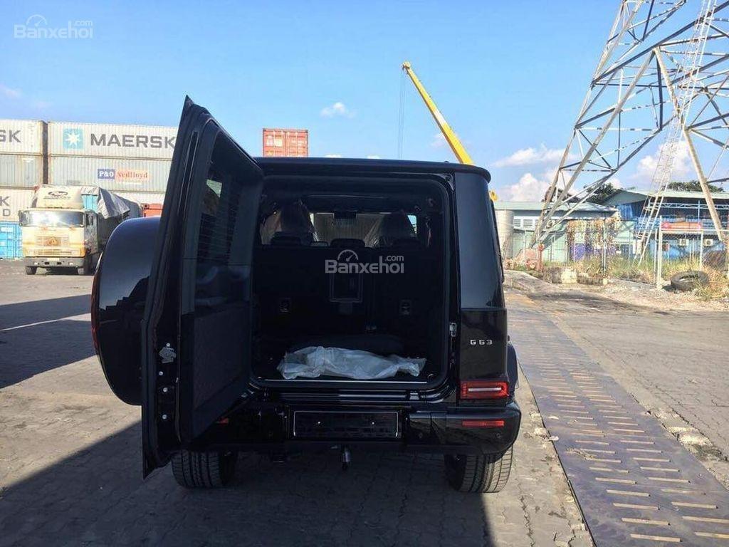 Bán xe Mercedes-Benz G63 Edition model 2019 nhập Mỹ nguyên chiếc, LH em Hương 0945392468 (3)
