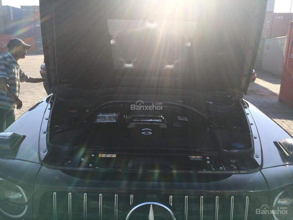 Bán xe Mercedes-Benz G63 Edition model 2019 nhập Mỹ nguyên chiếc, LH em Hương 0945392468 (12)