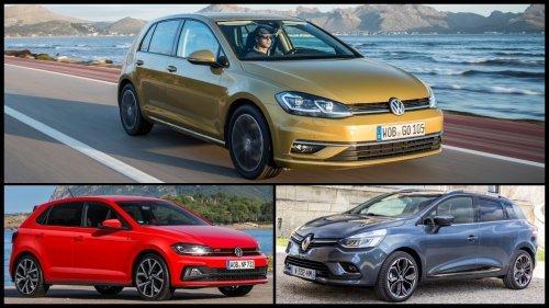 Top 10 doanh số xe cao nhất tại Châu Âu: Volkswagen Golf bá chủ thị trường - 1