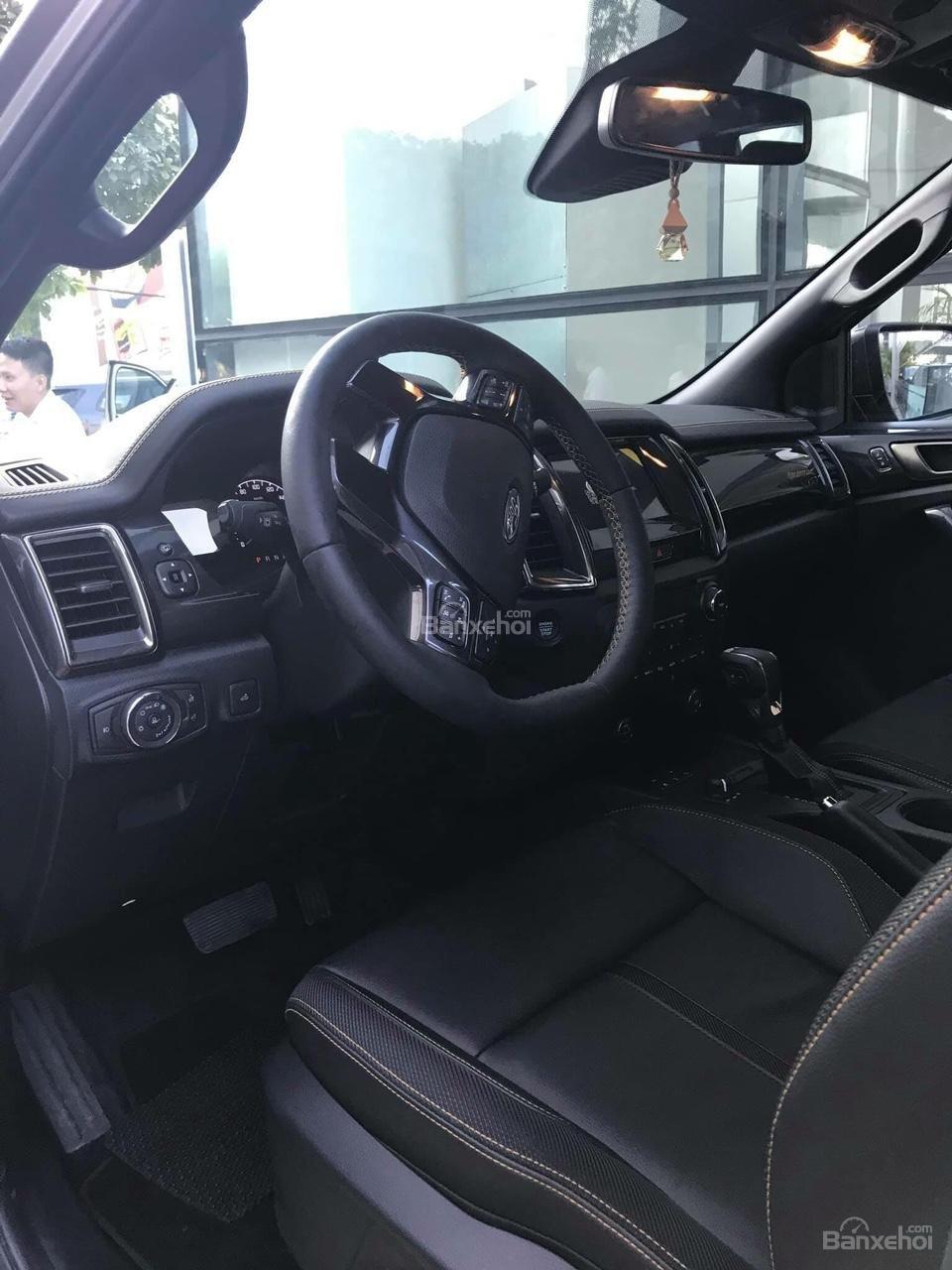 Ranger Wildtrak model 2019 động cơ bi - turbo, xe giao ngay trong tháng, tặng bảo hiểm vật chất, film-1