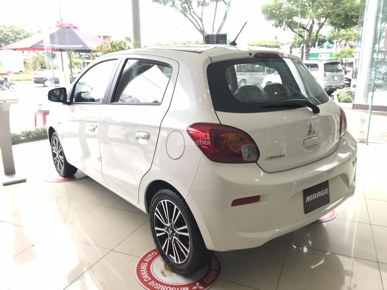 Bán xe Mitsubishi Mirage CVT ECo 2019, màu trắng, nhập khẩu Thái, LH 0938.598.738 (Ms Phương) (3)
