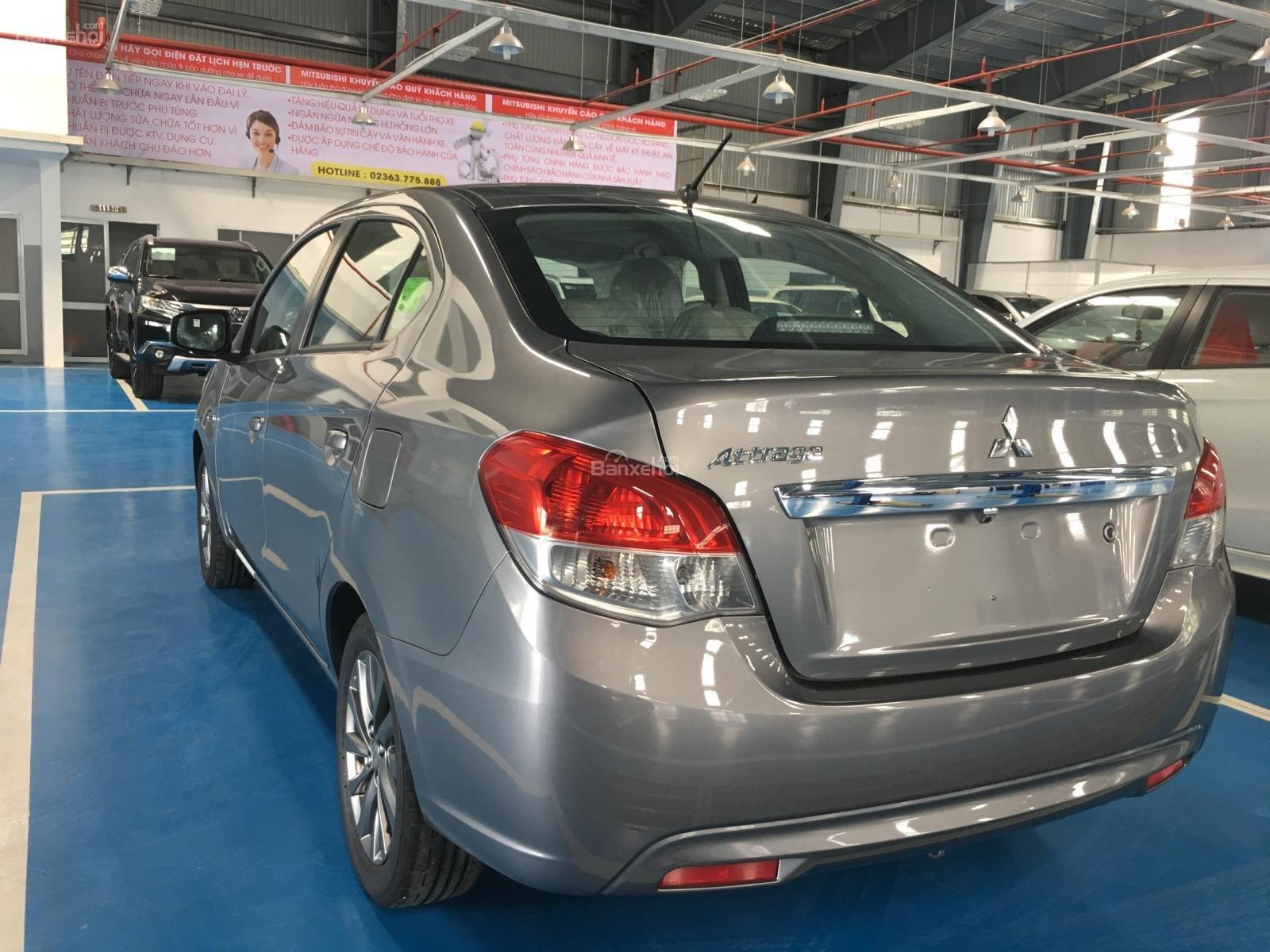 Cần bán Mitsubishi Attrage CVT 2019, nhập khẩu, giao xe ngay. Liên hệ: 0938.598.738-3