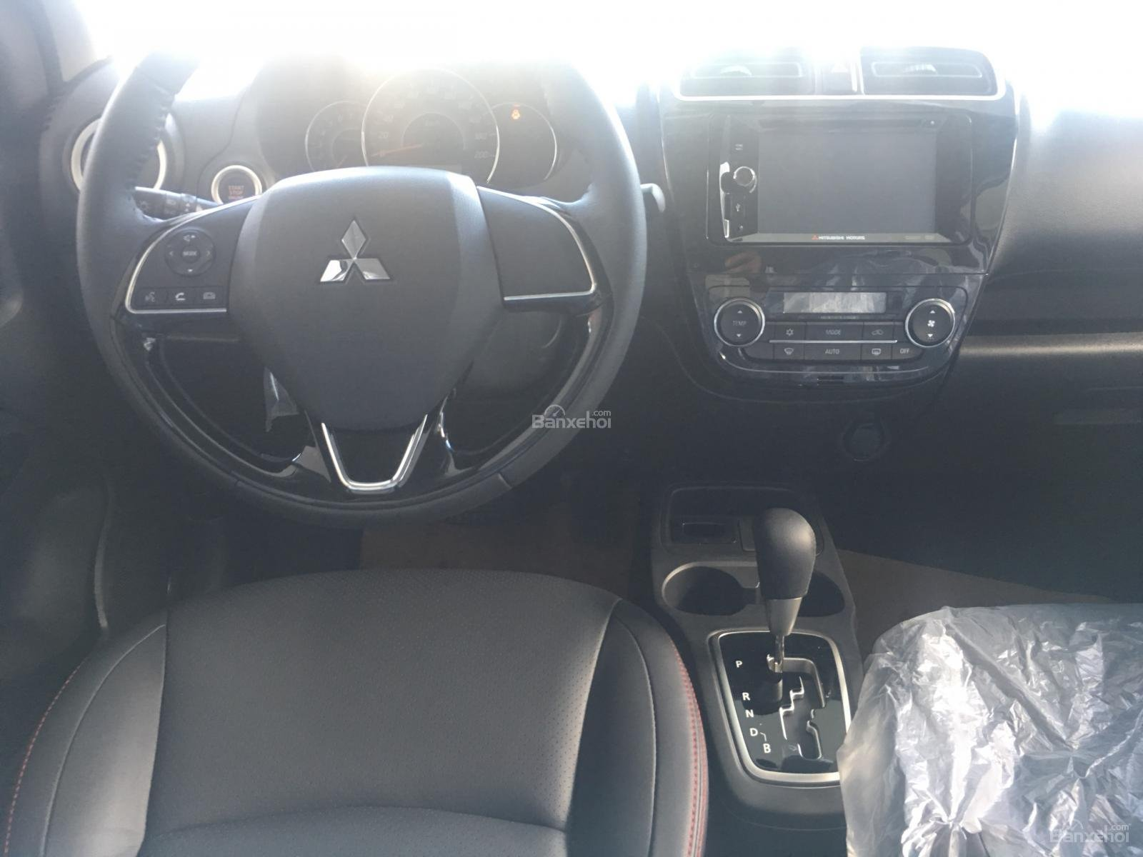 Cần bán Mitsubishi Attrage CVT 2019, nhập khẩu, giao xe ngay. Liên hệ: 0938.598.738 (5)