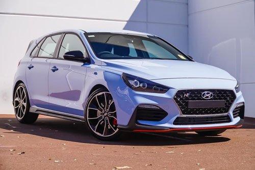 Top 10 mẫu xe đáng mua nhất năm 2018-Hyundai i30 N.