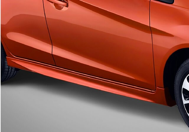 Thân xe Honda Brio 2019 và VinFast Fadil 2020 - Ảnh 2.