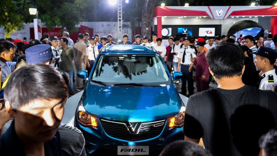 Đánh giá xe Honda Brio 2019 và VinFast Fadil 2020 - Ảnh 3.