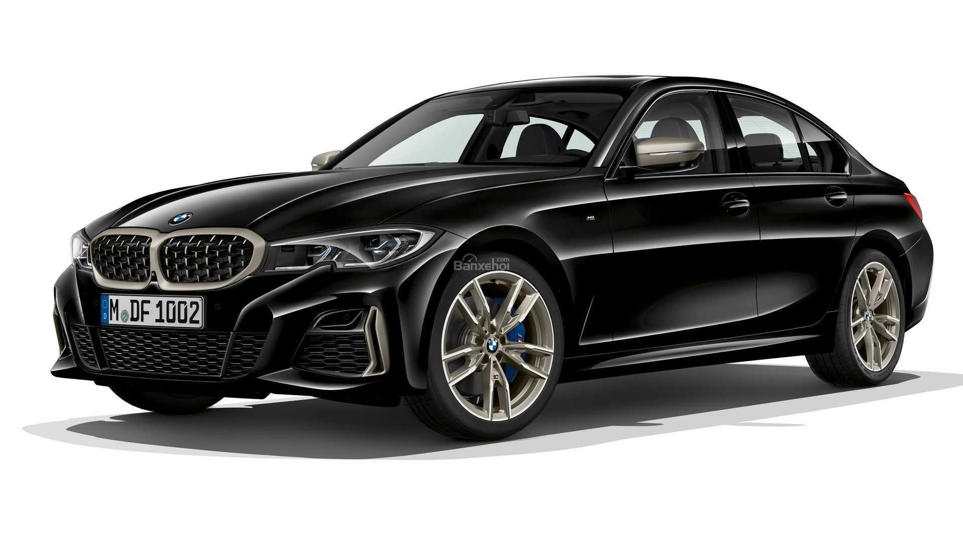 Đầu xe BMW M340i 2020