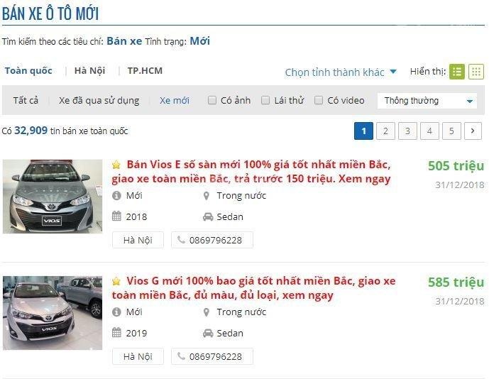 Gợi ý quy trình mua xe trên mạng người dùng nên cân nhắc - 3c