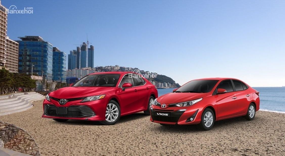 Giá bán Toyota Camry tại Mỹ chỉ bằng số tiền người Việt mua Toyota Vios 1...