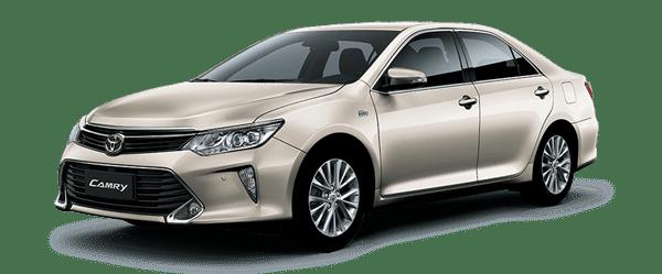Toyota Camry 2.0E bán ra tại Việt Nam...
