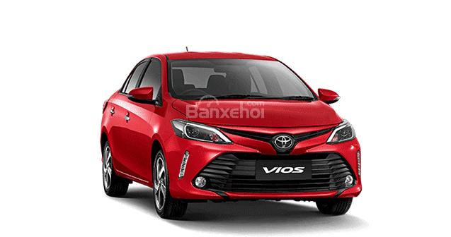 Toyota Vios 2019 bán ra ở Thái Lan và Việt Nam...