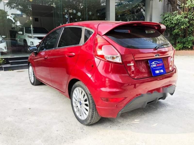 Bán Ford Fiesta 1.0 Ecoboost năm 2017, màu đỏ số tự động, giá tốt (5)