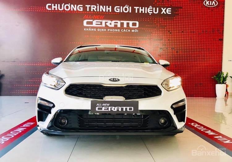 [Kia Cầu Diễn] - Báo giá nhà máy Cerato 2019 chỉ 559 triệu + Tặng gói phụ kiện theo xe giá trị cao - LH 098.959.9597-1
