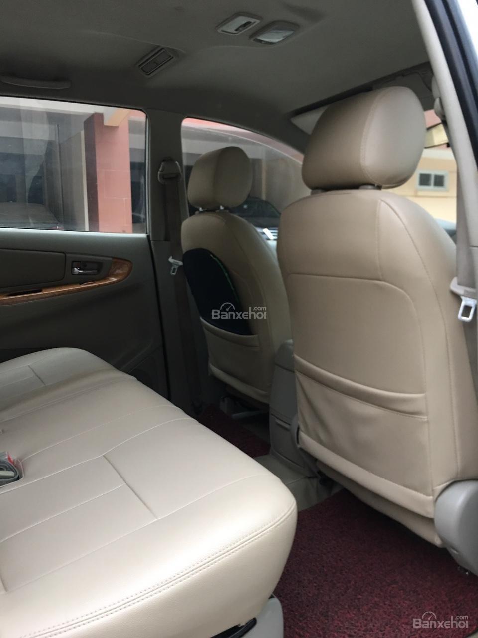 Bán xe Toyota Innova G chính chủ, biển siêu đẹp tứ quý 30M-9999-3