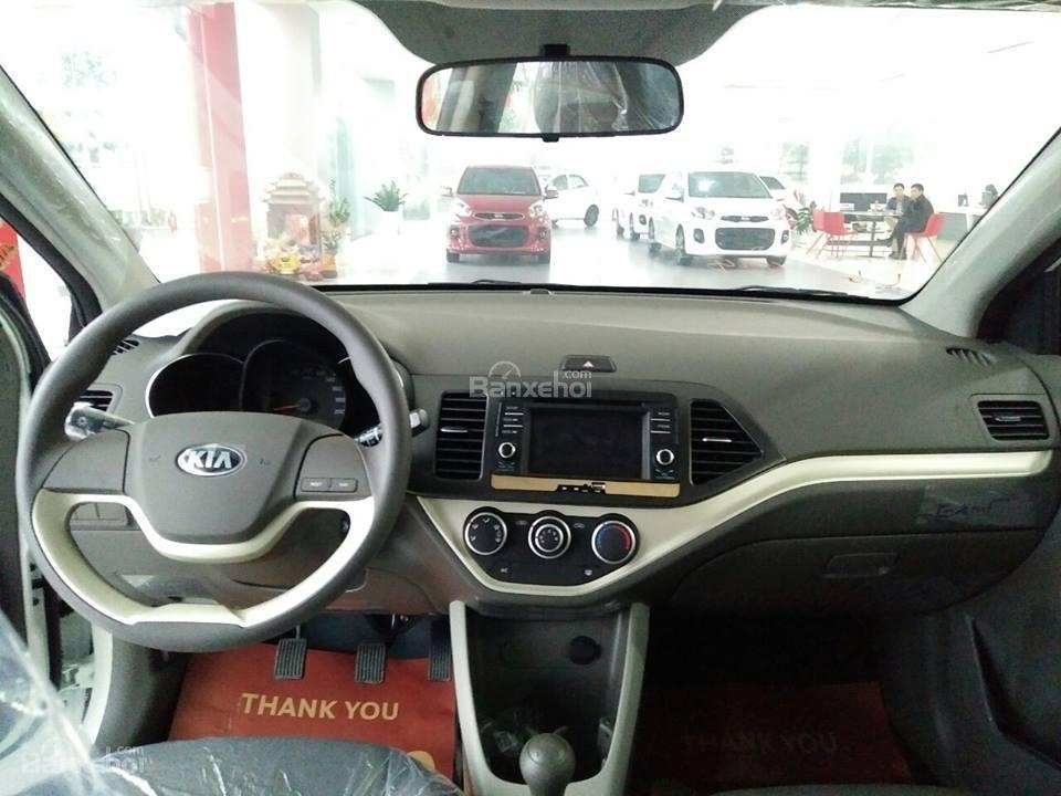 Bán Kia Morning áp dụng thuế 0% giá chỉ 290tr, hỗ trợ trả góp 4 triệu/tháng kinh doanh Grab-Taxi. LH 098.959.9597-4