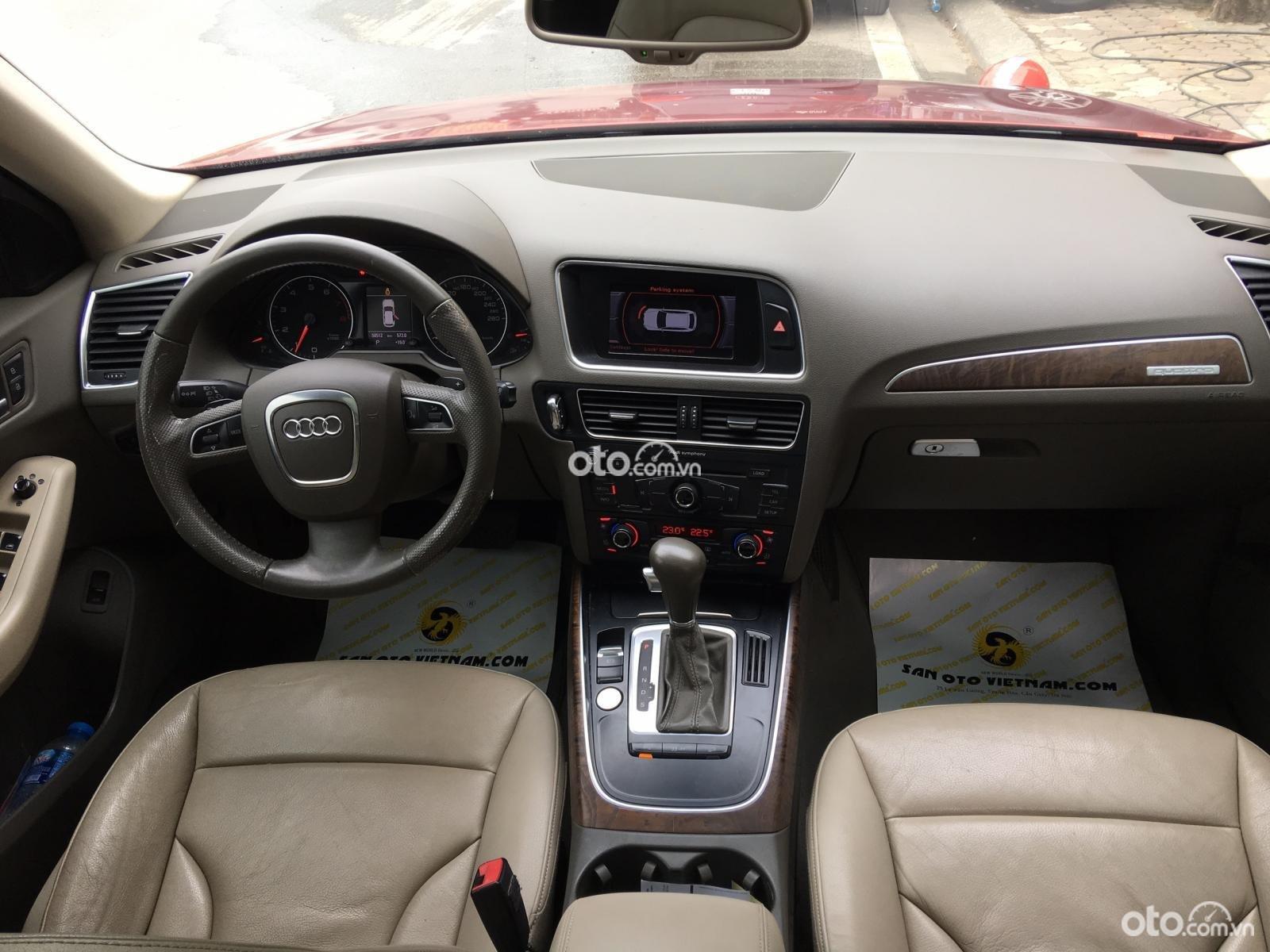 Bán ô tô Audi Q5 2.0T model 2012 nhập khẩu-9