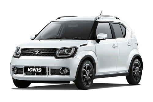 10 mẫu xe giá rẻ tốt nhất hiện nay: Suzuki Ignis.