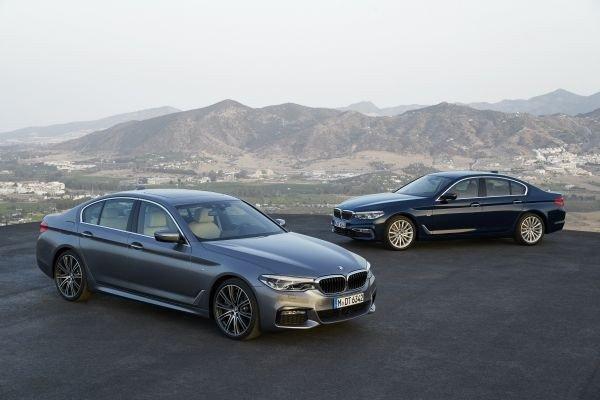 BMW 5-Series được Thaco đưa về Việt Nam